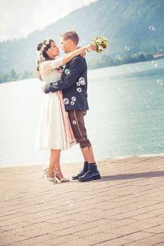 Hochzeitsfotograf Tegernsee Deutschland - Die Sommerhochzeit | Fotograf München | Charles Diehle - Hochzeitsfotografie am Tegernsee mit Nadine und Alex