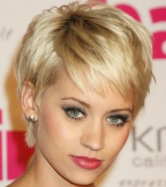 cute pixie hairstyles for evening out | Pixie Haircut Infinity Top 40infinity Top 40,