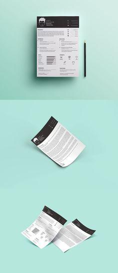 MODERN RESUMES - TOP 10 - BEST RESUMES CV \ Resume Design - modern resumes