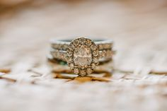 Oval cut: http://www.stylemepretty.com/2014/11/19/rustic-summer-wedding-at-magnolia-plantation/ | Photography: Riverland - http://riverlandstudios.com/