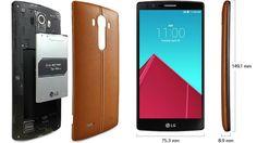 É oficial!  Chegou o novo LG G4: http://bit.ly/1ENCsWk