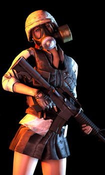 PUBG, mask girl with gun, video game, wallpaper - Gamer House Ideas 2019 - 2020 Girl Iphone Wallpaper, 4k Wallpaper For Mobile, Screen Wallpaper, 3840x2160 Wallpaper, 480x800 Wallpaper, Player Unknown, Mask Girl, Battle Royale, Gaming Wallpapers