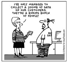 From the Great Minds Think Alike Files: On Big Data Effectiveness Science Cartoons, Funny Cartoons, Job Images, Christian Dating Advice, Big Data Technologies, Great Minds Think Alike, Work Jokes, Tech Humor, Humor