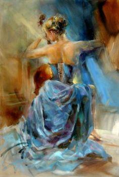<3  Blue Note by Anna Razumavoskaya