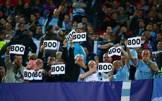 #UCL 'boo brigade'; BBC denies favouritism; latest news & views on #UCL action.