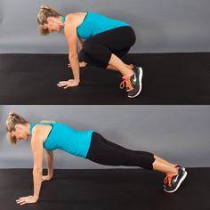 10-Minute Workout: Calorie-Blasting Cardio - Shape.com