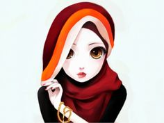 Wallpaper Muslimah Cute | Your Title