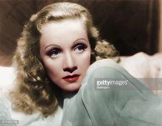 Photo d'actualité : Marlene Dietrich