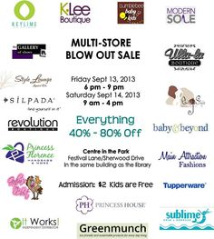 Mark your calendars! Style Lounge, Kids Boutique, Huge Sale, Everything Baby, Yoga Wear, Key Lime, Finding Yourself, Canada, Athletic