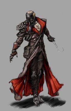 Inquisitor by Razeil753 on DeviantArt