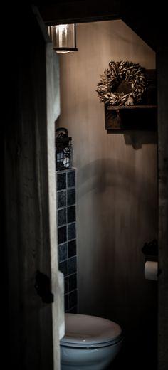 Toilet In Landelijke Stijl Met Hoffz....