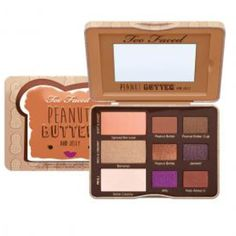 Toofaced Peanut butter and Jelly palette Toofaced Brand new authentic Pbj palette No trades I do have a firm price because This app keeps 20% however I dont force people to buy from me Ladies Please dont leave Rude comments only serious buyers thanks Too Faced Makeup Eyeshadow
