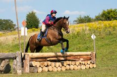 Project Mojo:  In which the writer and once-upon-a-time eventer endeavours to recover her lost gumption and get back out there.