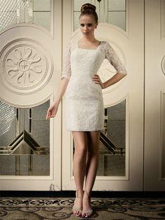 Cuál Vestido de Novia para un Matrimonio Civil