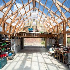 (via Architecture Photography: Schuurbain / Atelier Vens Vanbelle - Schuurbain / Atelier Vens Vanbelle (207360) - ArchDaily)