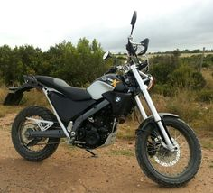 BMW G650 XCOUNTRY, 2007