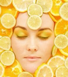 "Come ""C"" us and you'll see the difference! Our raw sources of vitamin C help to lighten, tighten, and brighten. (702) 816-5996 www.aminahsorganicskinspa.com"