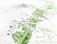 LA Cleans Up with Downtown Green District Designs - The Architect's Newspaper