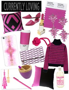 Pantone Color Of the year / Radiant Orchid