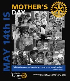 Mother's Day 2017 Rotary Club, Day