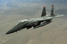 F-15E - Controlling The Sky