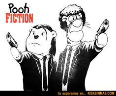 Pooh Fiction | Risa Sin Más
