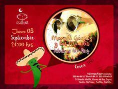 Jueves 03 Manolo Gámez y los Macois.