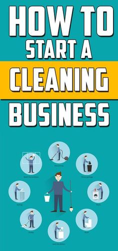 How to Start a Cleaning Service Business - Learn how to start a Cleaning Business - Step by Step