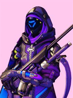Ana >>>>>[Don't nerf my bae AGAIN, Blizzard!!]<<<<