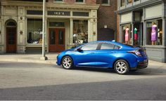 6 Ways the 2016 Chevy Volt Has Been Improved