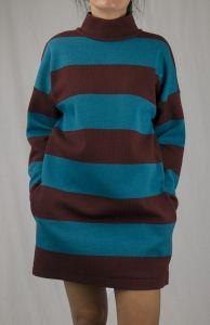 Odeeh Kleid, 5229/22430 Knitwear, Sewing, Sweatshirts, Sweaters, Fashion, Gowns, Moda, Dressmaking, Tricot