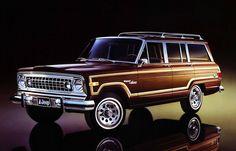Luxus-Schiff mit V8, aber Blattfedern - Jeep Grand Wagoneer - FOCUS Online - Nachrichten