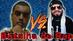 Batalha de Rap-DJ Thiago VS mussoumano-(The Rap Battle Parody)