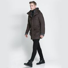 4028138326f Keep warm and dry this season in stylish perfection with our selection of  men Overcoats!