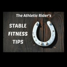 """One of the biggest Rider Fitness questions I get asked is, """"How do I do a push-up when I can't DO a push-up.""""  The answer lies in the incline push-up. Want to learn more? Check out The Athletic Rider's Stable Fitness Tip!   Click on the link below for the complete video  http://theathleticrider.com/?p=7848"""