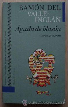 Águila de blasón de Ramón del Valle-Inclán