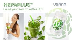 Discover Hepa Plus® | A comprehensive liver support formula. (Canadian Market)