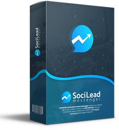 SociLead Messenger permet de communiquer avec vos visiteurs via FB Messenger directement sur votre site sans avoir à revenir sur Facebook. SociLead Messenger inclue de nombreuses options de personnalisation et d'automatisation de vos réponses aux commentaires. Acquisition de leads Messenger automatisée également.