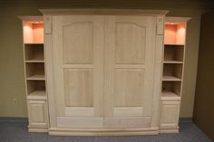 """Obtain excellent ideas on """"murphy bed diy"""". They are actually accessible for you… – Basement Bedrooms King Murphy Bed, Build A Murphy Bed, Murphy Bed Desk, Murphy Bed Plans, Basement Bedrooms, Guest Bedrooms, Girls Bedroom, Guest Room, Master Bedroom"""