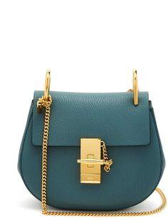 d0aa95950a9 CHLOÉ Drew small leather cross-body bag, designer handbags, ladies handbags,  bags