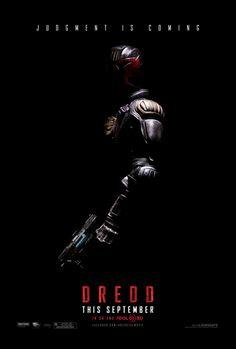 Still looks corny, but hey, it's Dredd!