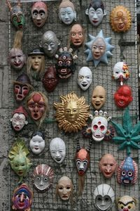 How to Make Easy Paper Mache Masks thumbnail