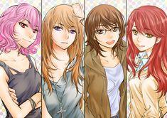 Lily Love by Ratana Satis #yuri #manga