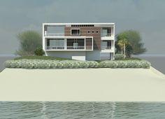 Contemporary House | St. Augustine, Florida | AIA Jacksonville Unbuilt award