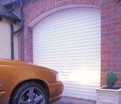 This garage door is part of the SWS Insulated Roller door range available to buy online from GDK. The Seceuro Glide Compact Full Box starts at £993.00.