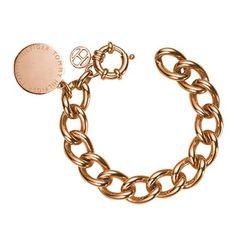 armband ip ros vergoldet 2700409 tommy hilfiger armband and ps. Black Bedroom Furniture Sets. Home Design Ideas