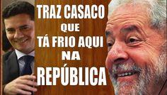 O FIM de LULA está chegando. Teori mandou Lula para Sérgio Moro, com peg...