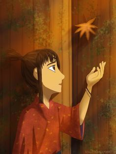Autumn- Kubo and the fallen autumn leaf from Kubo and the Two Strings Samurai, Stop Motion Movies, Laika Studios, Kubo And The Two Strings, Illustrations, Crossover, Autumn Leaves, Storytelling, Creepy