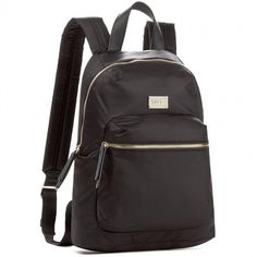 LIU JO | Black Backpack - Zaino Illy N67002 T6671  Nero 22222