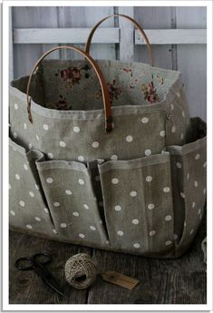 Bolsa para Jardinagem - Angel Mélie | Bag for gardening